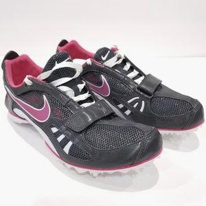 Nike Bowerman Series Track Spikes Shoes EUC Sz 8.5